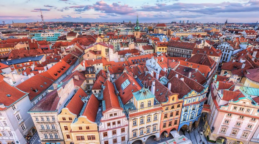 Czech Republic is a romantic country of adventures.