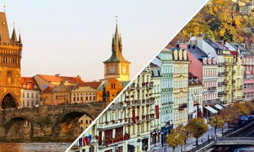 Transfer from Prague- to Karlovy Vary