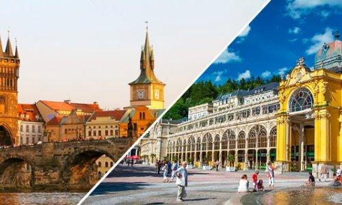 Transfer from Prague – to Mariánské Lázně