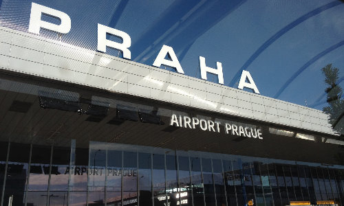 Transfer from Prague airport