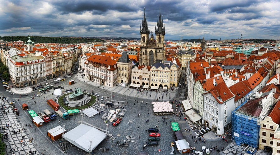 5 places worth to visit in Prague